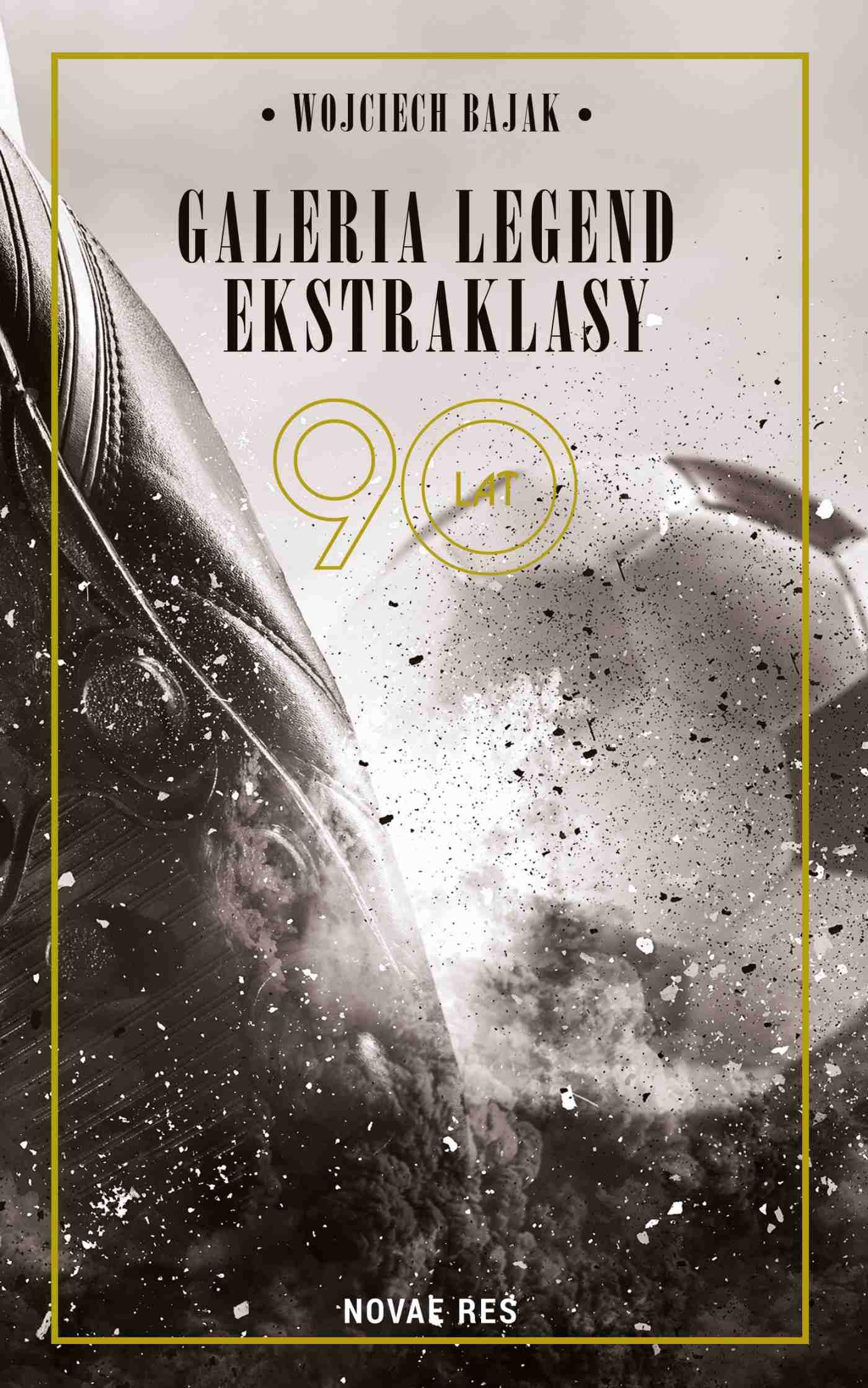 Galeria legend ekstraklasy - Ebook (Książka na Kindle) do pobrania w formacie MOBI