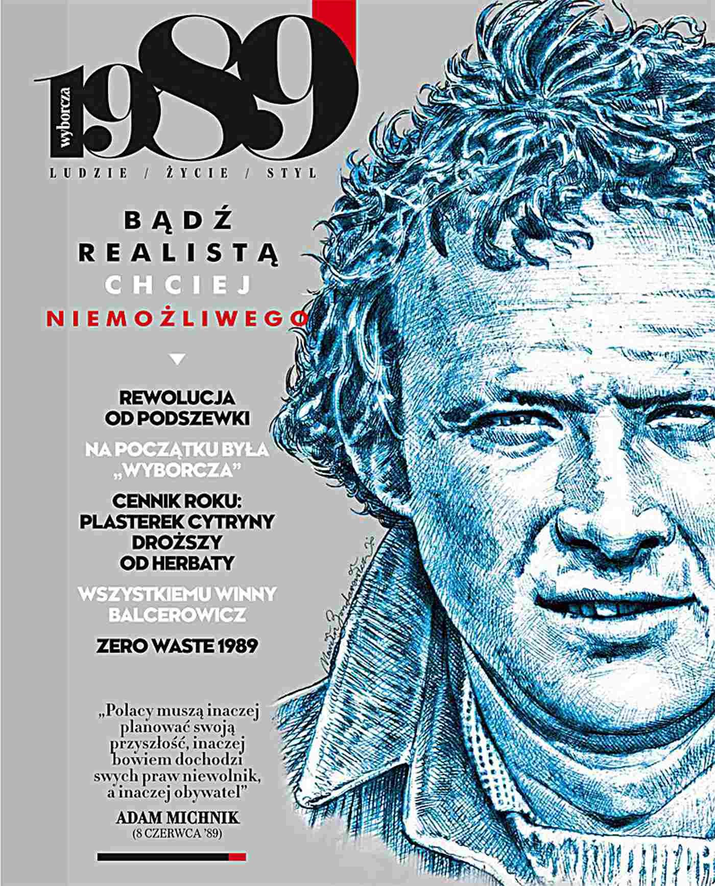 1989. Gazeta Wyborcza. Wydanie Specjalne 3/2019 - Ebook (Książka na Kindle) do pobrania w formacie MOBI