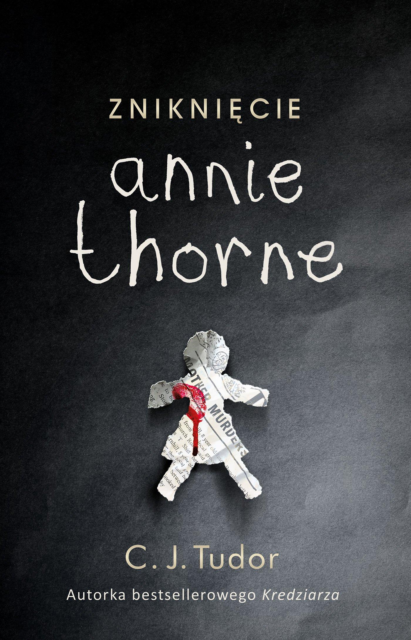 Zniknięcie Annie Thorne - Ebook (Książka na Kindle) do pobrania w formacie MOBI
