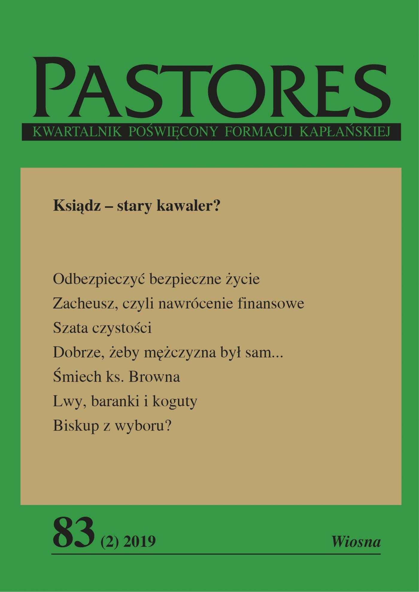 Pastores 83 (2) 2019 - Ebook (Książka EPUB) do pobrania w formacie EPUB