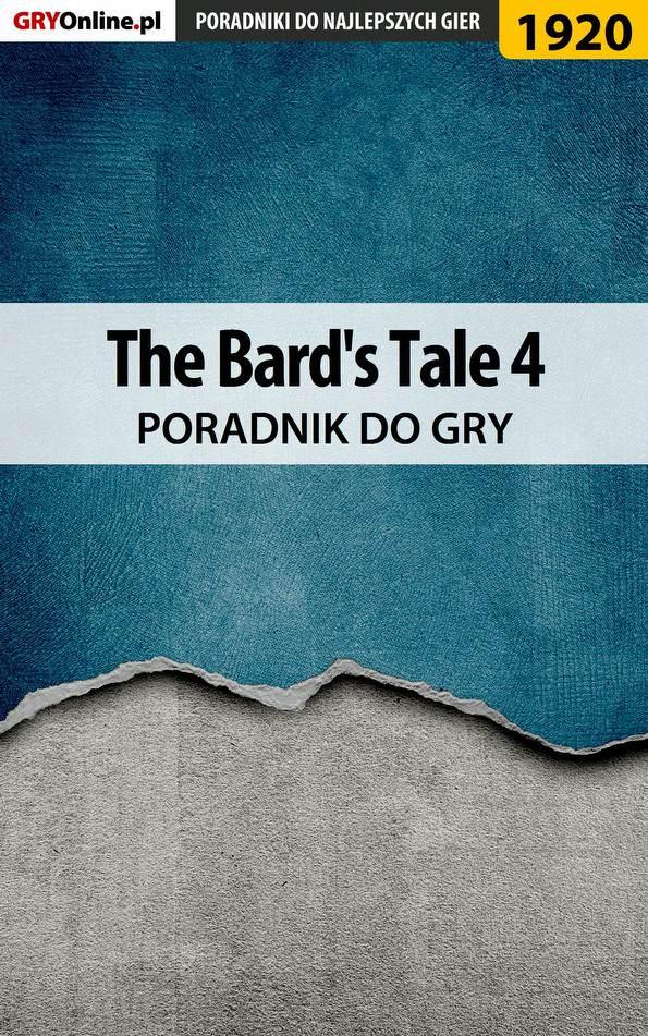 The Bard's Tale 4 - poradnik do gry