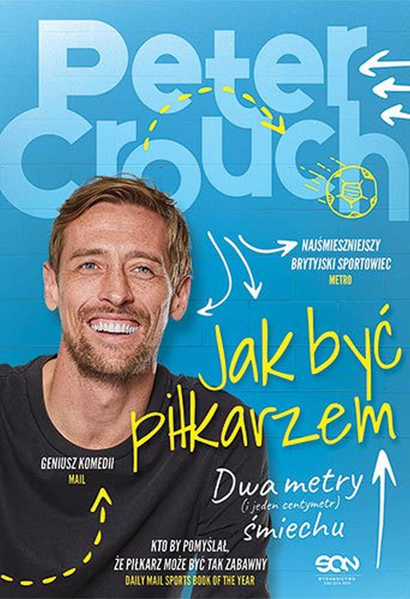 Jak być piłkarzem. Dwa metry śmiechu - Ebook (Książka EPUB) do pobrania w formacie EPUB