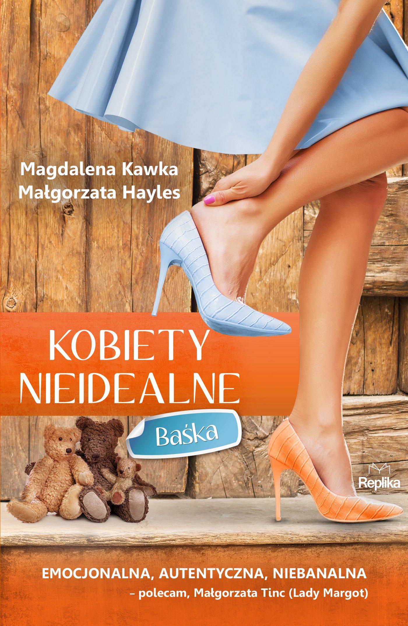 Kobiety nieidealne. Baśka - Ebook (Książka na Kindle) do pobrania w formacie MOBI
