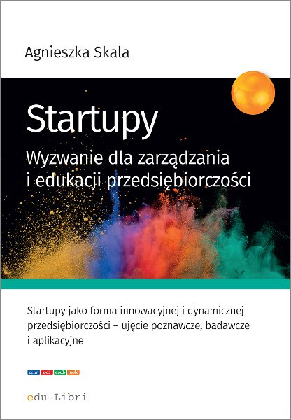 Startupy - Ebook (Książka EPUB) do pobrania w formacie EPUB