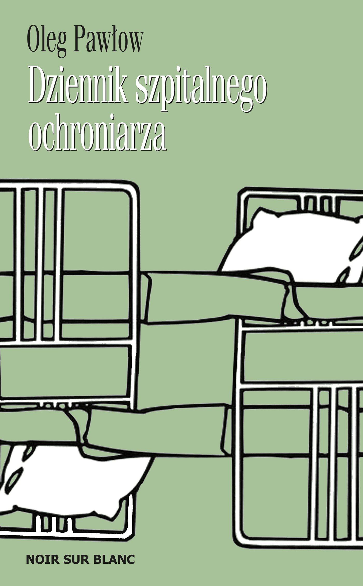 Dziennik szpitalnego ochroniarza - Ebook (Książka EPUB) do pobrania w formacie EPUB