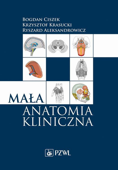 Mała anatomia kliniczna - Ebook (Książka EPUB) do pobrania w formacie EPUB