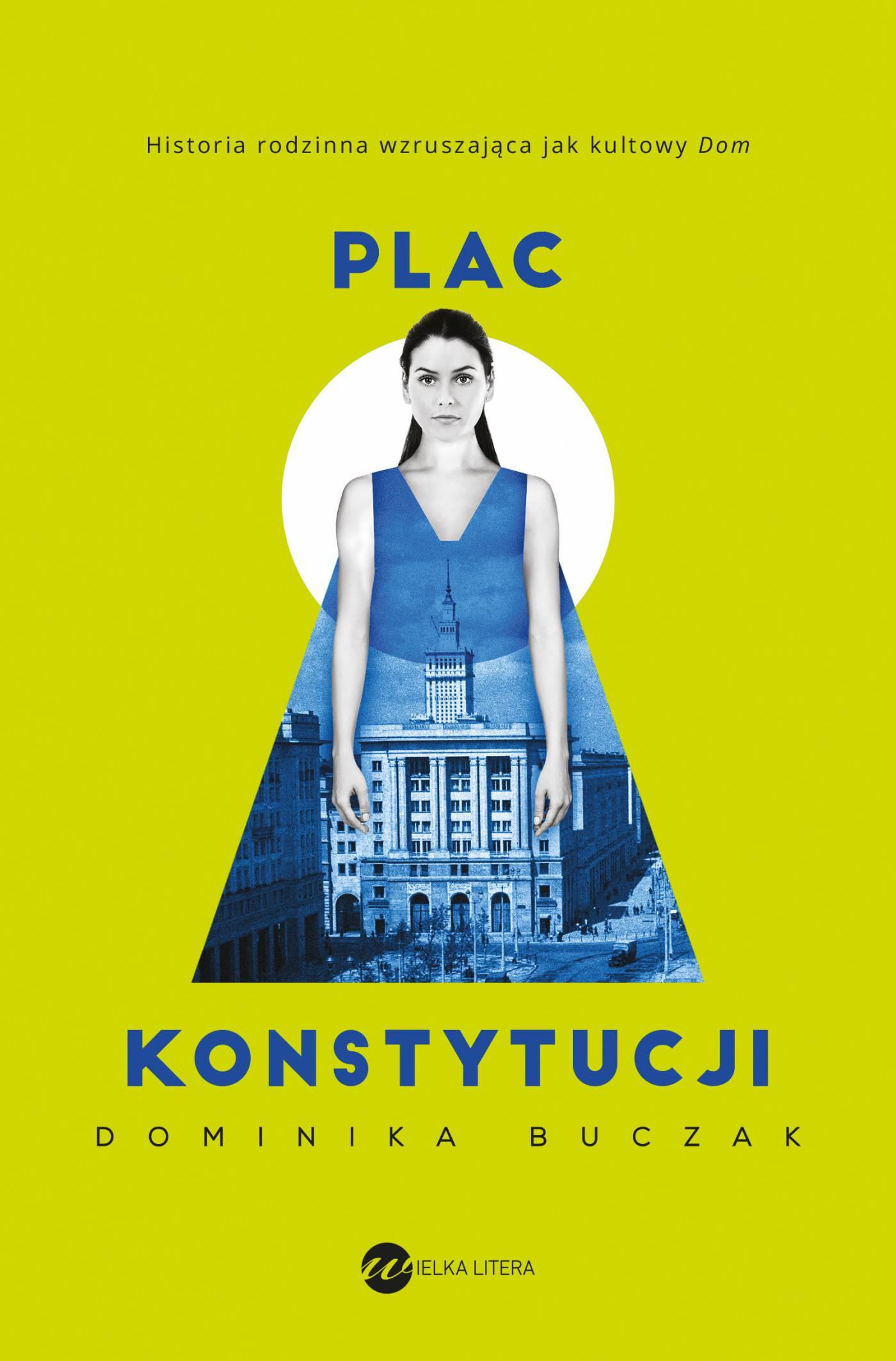 Plac Konstytucji - Ebook (Książka na Kindle) do pobrania w formacie MOBI
