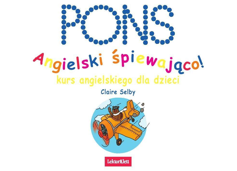 Angielski śpiewająco - Kurs języka angielskiego dla dzieci - Audiobook (Książka audio MP3) do pobrania w całości w archiwum ZIP