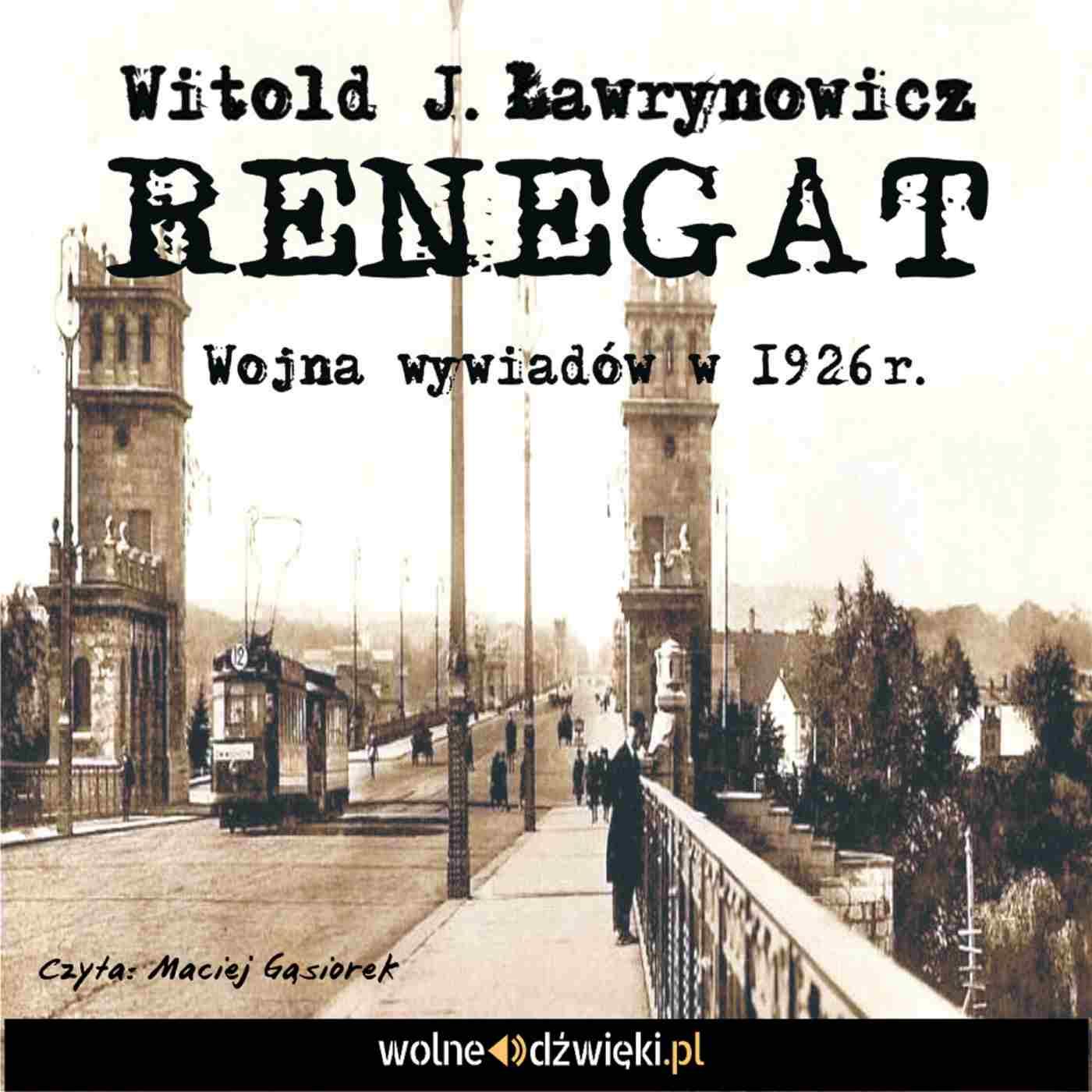 Renegat - Audiobook (Książka audio MP3) do pobrania w całości w archiwum ZIP