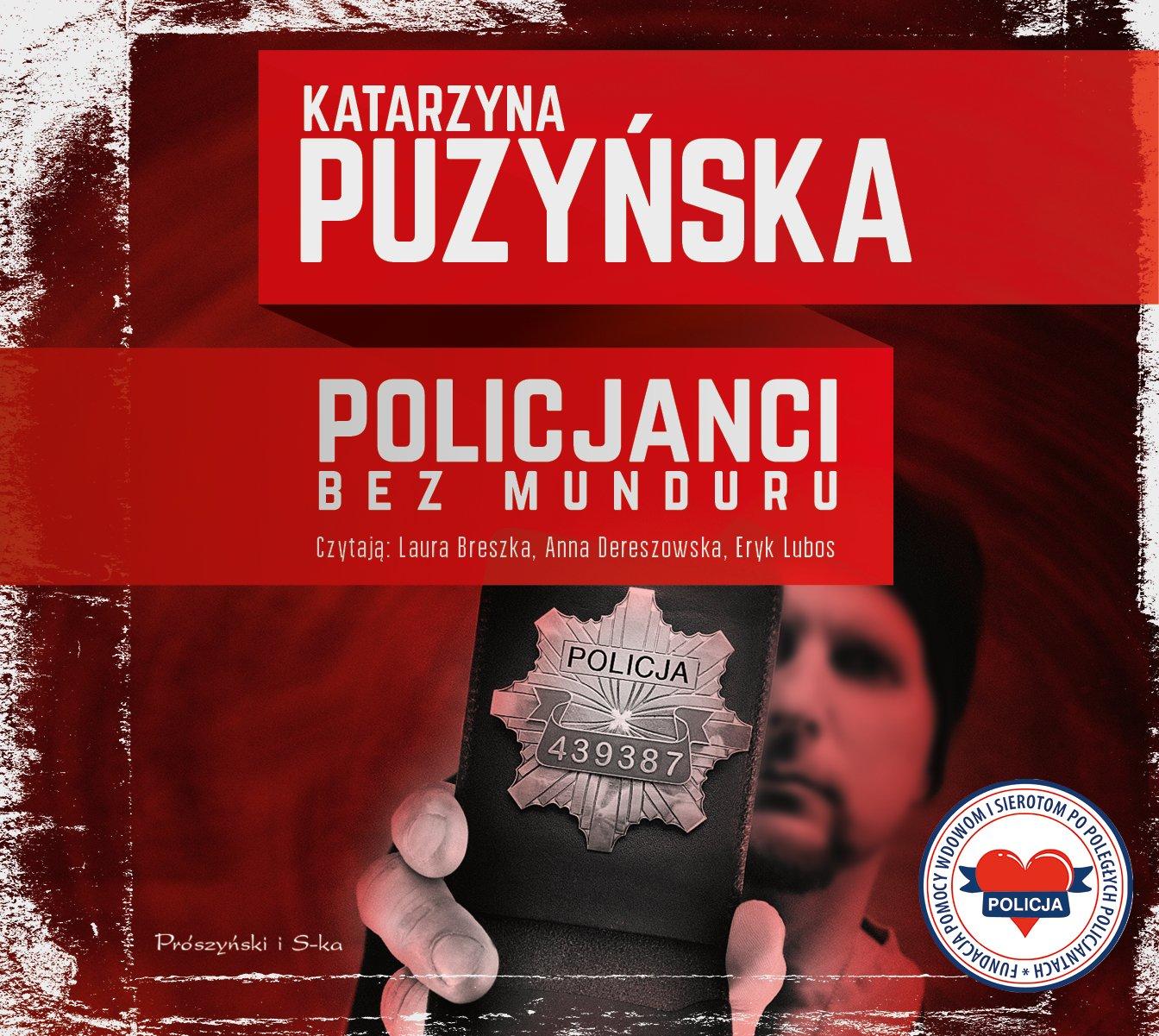 Policjanci. Bez munduru - Audiobook (Książka audio MP3) do pobrania w całości w archiwum ZIP