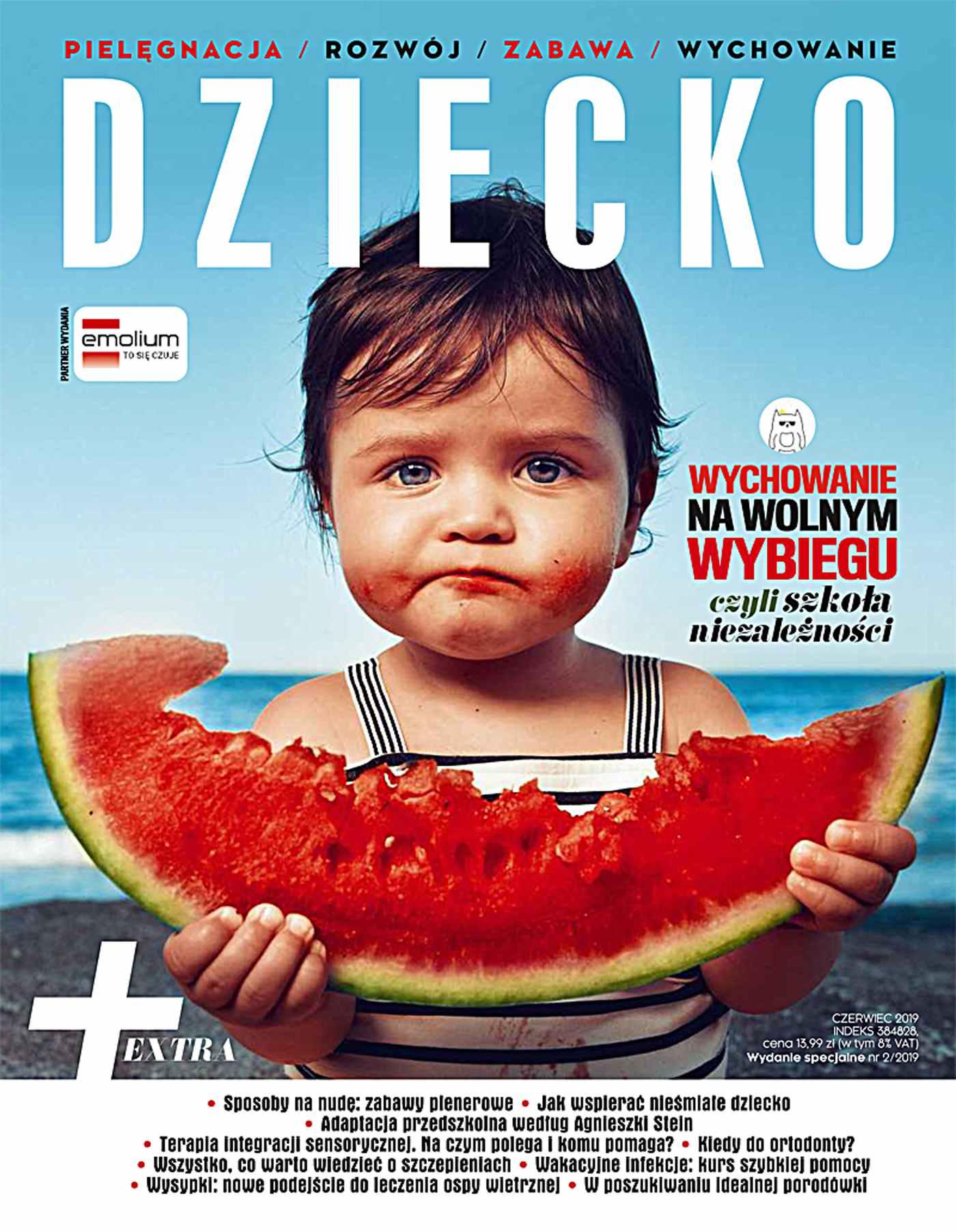 Dziecko. Wydanie Specjalne  2/2019 - Ebook (Książka PDF) do pobrania w formacie PDF