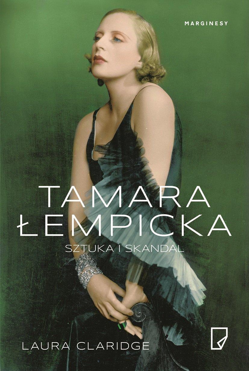 Tamara Łempicka. Sztuka i skandal - Ebook (Książka na Kindle) do pobrania w formacie MOBI