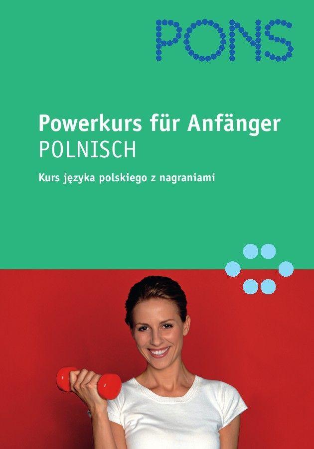 Powerkurs fur  Anfanger - Polnisch - Audiobook (Książka audio MP3) do pobrania w całości w archiwum ZIP