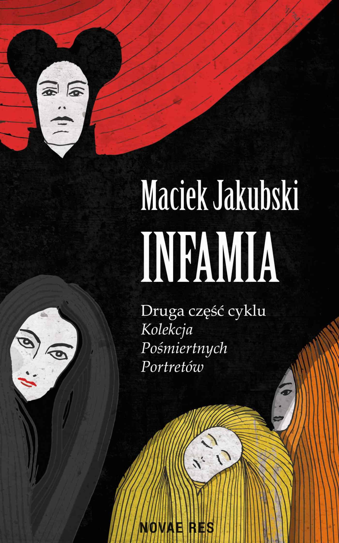 Infamia - Ebook (Książka EPUB) do pobrania w formacie EPUB