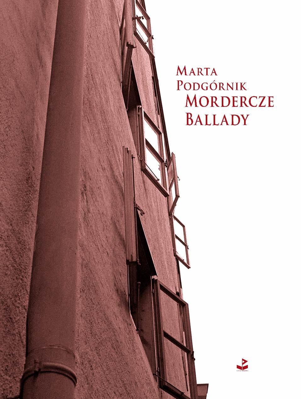 Mordercze ballady - Ebook (Książka na Kindle) do pobrania w formacie MOBI