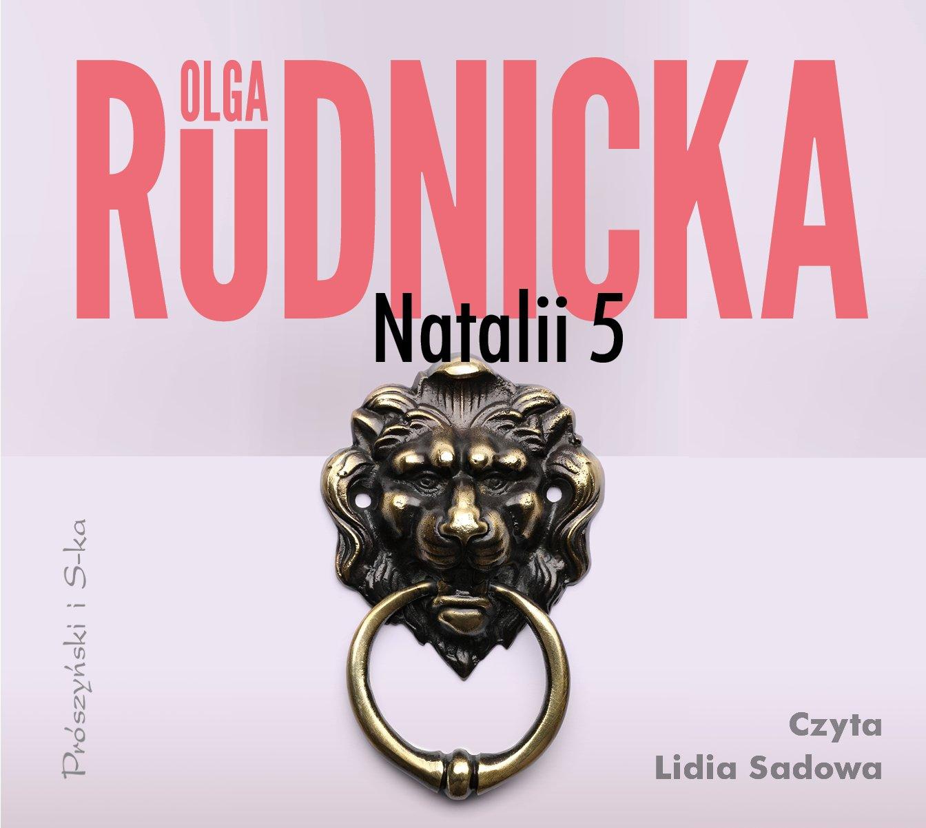 Natalii 5 - Audiobook (Książka audio MP3) do pobrania w całości w archiwum ZIP