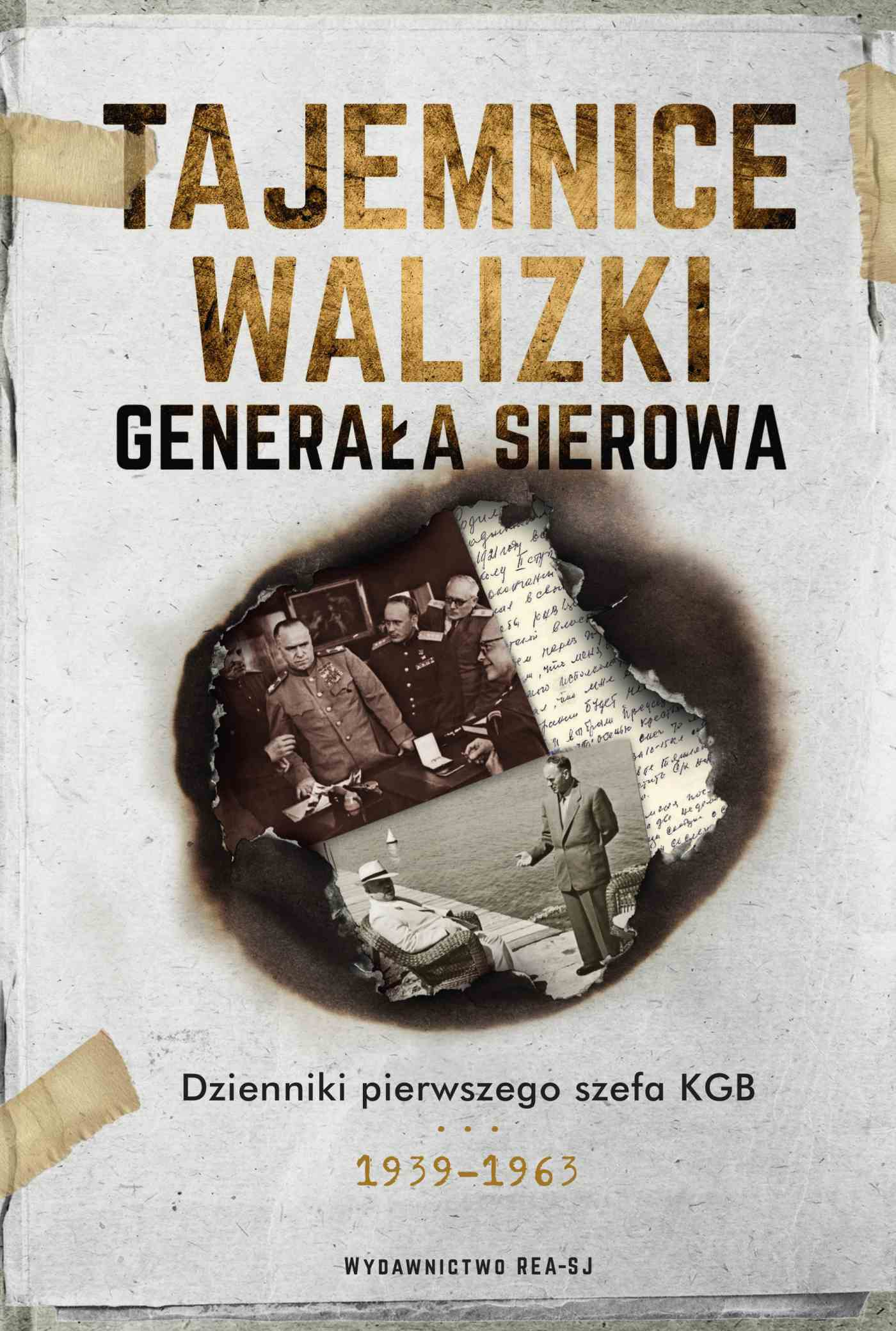 Tajemnice walizki generała Sierowa - Ebook (Książka na Kindle) do pobrania w formacie MOBI