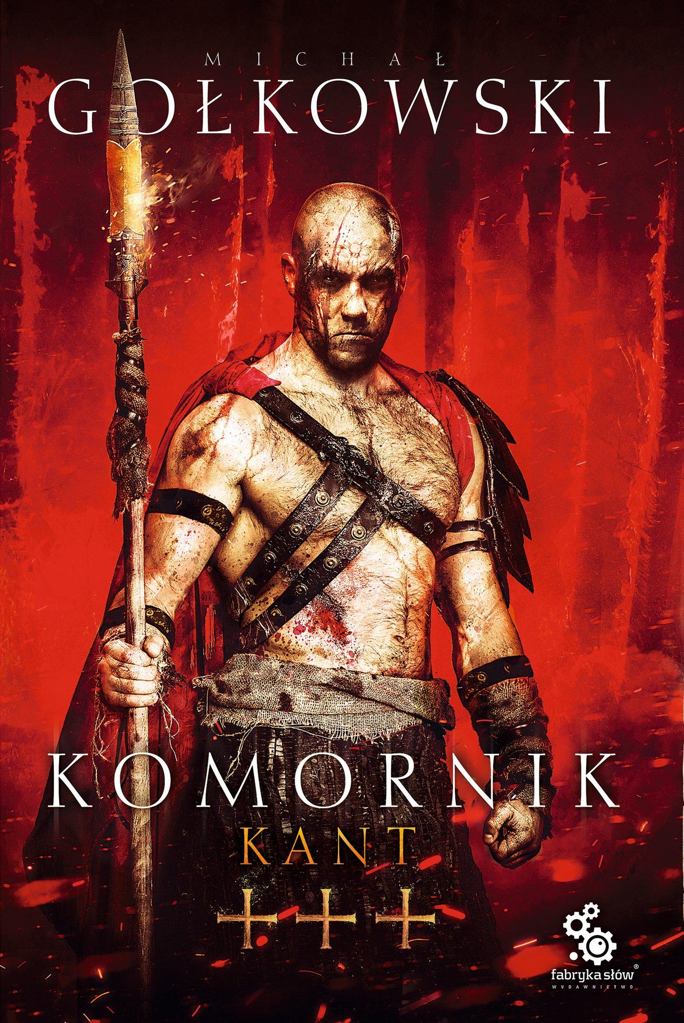 Komornik 3. Kant - Audiobook (Książka audio MP3) do pobrania w całości w archiwum ZIP