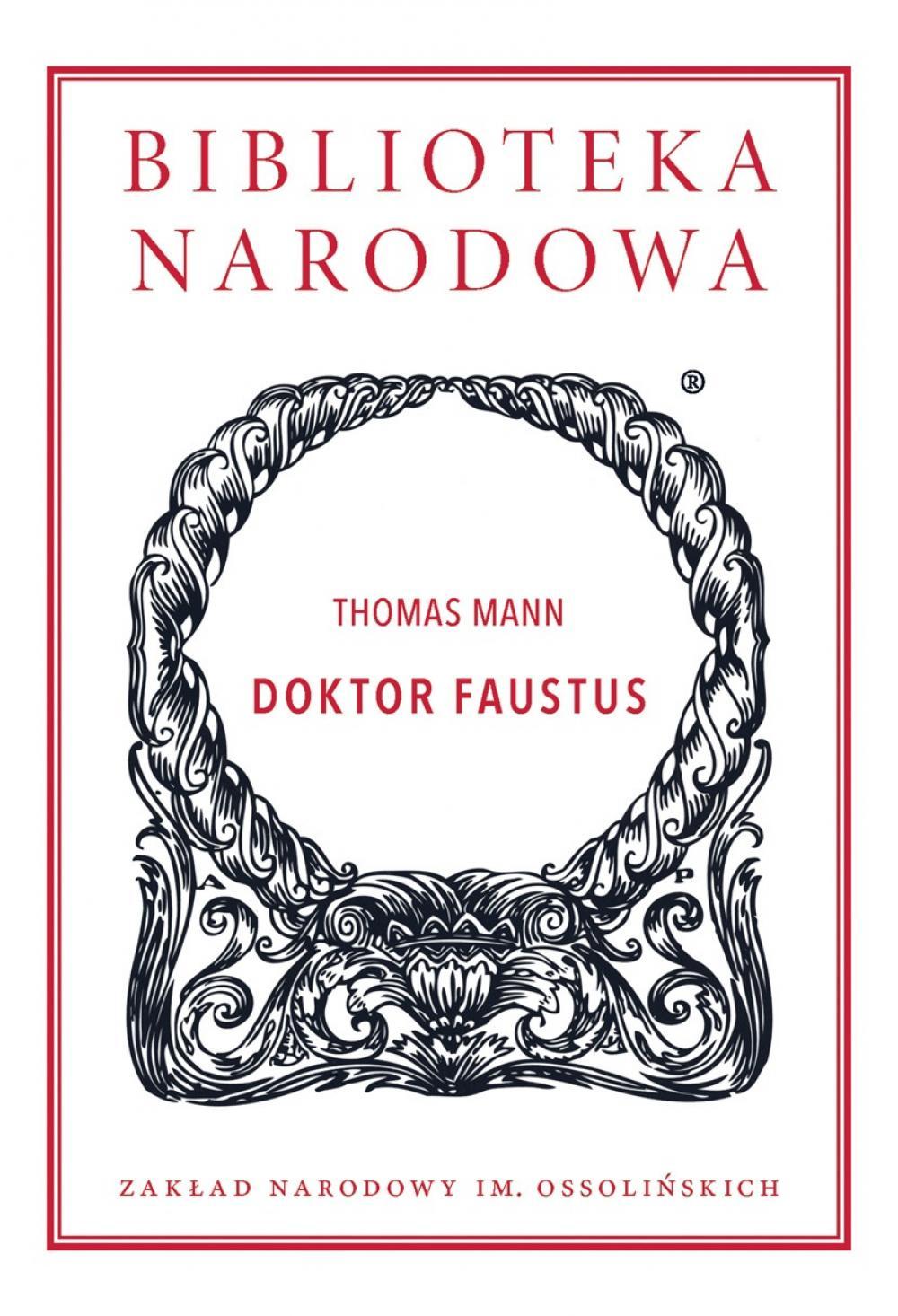 Doktor Faustus - Ebook (Książka EPUB) do pobrania w formacie EPUB
