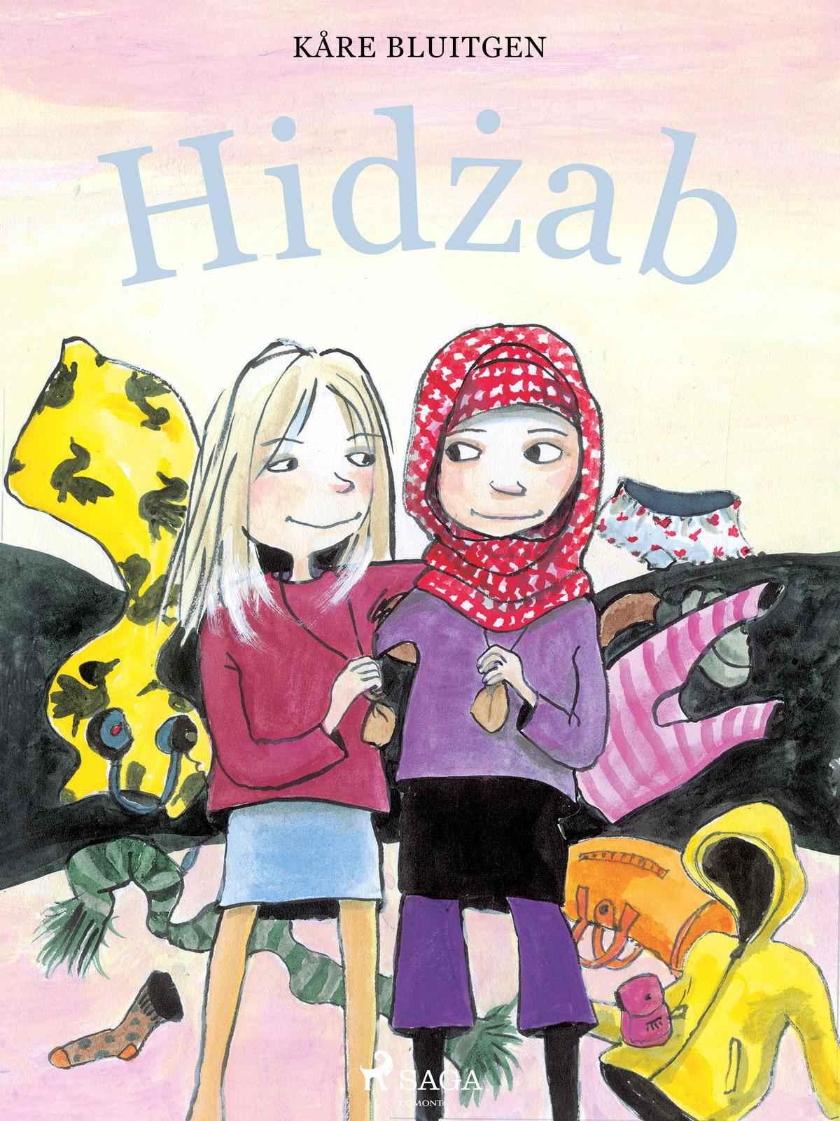 Hidżab - Ebook (Książka na Kindle) do pobrania w formacie MOBI