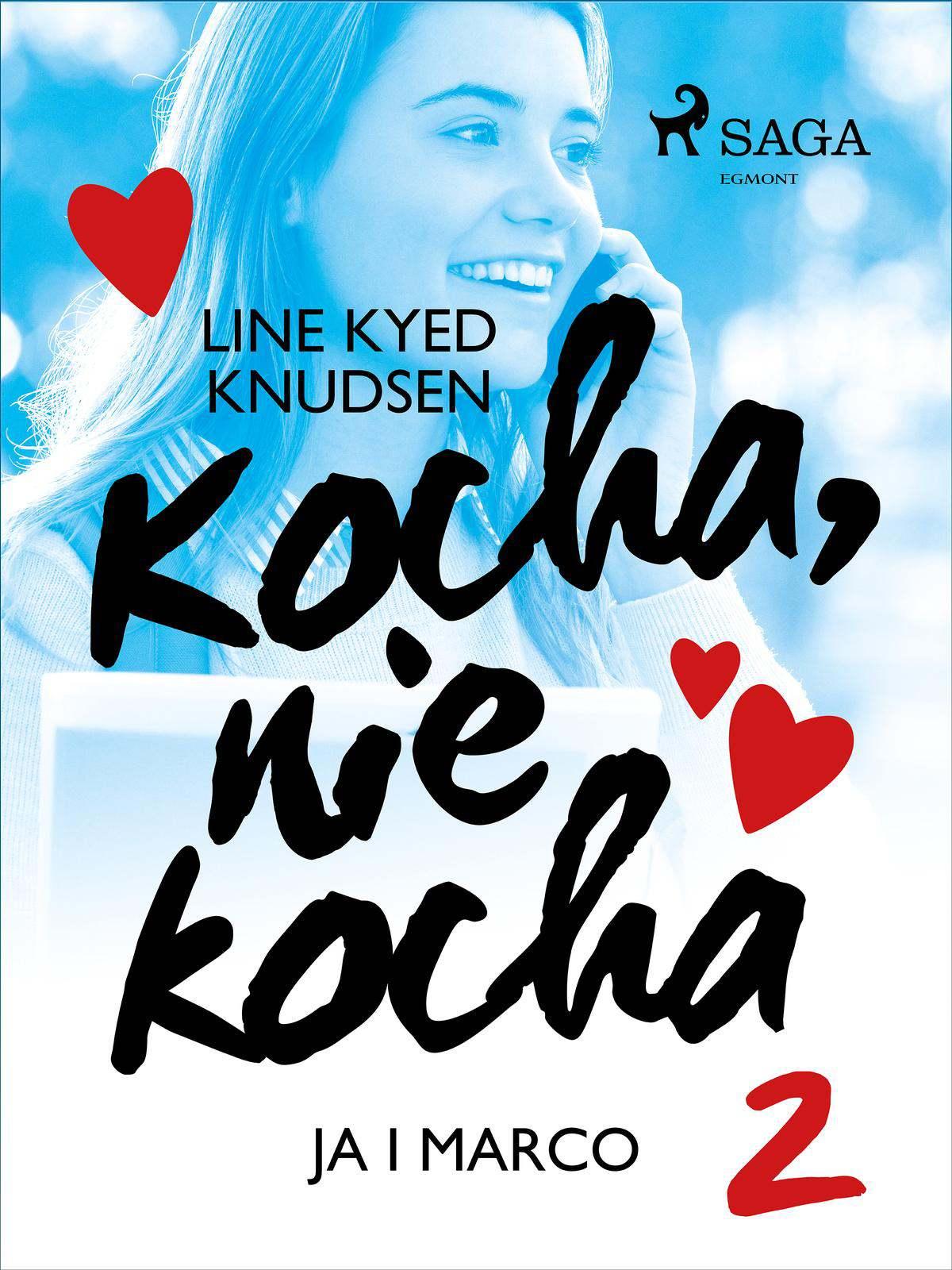Kocha, nie kocha 2 - Ja i Marco - Ebook (Książka na Kindle) do pobrania w formacie MOBI