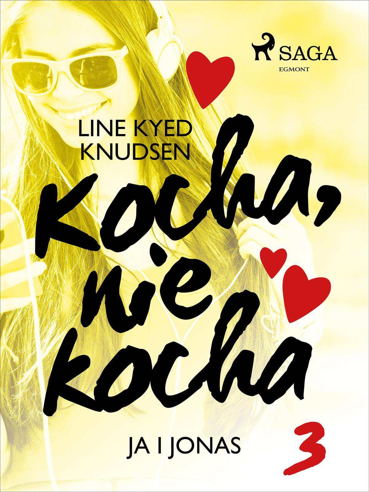 Kocha, nie kocha 3 - Ja i Jonas - Ebook (Książka na Kindle) do pobrania w formacie MOBI