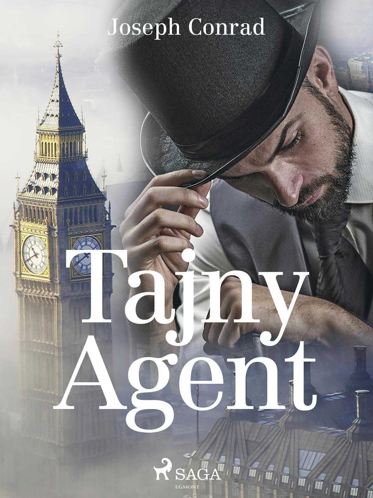 Tajny Agent - Ebook (Książka EPUB) do pobrania w formacie EPUB