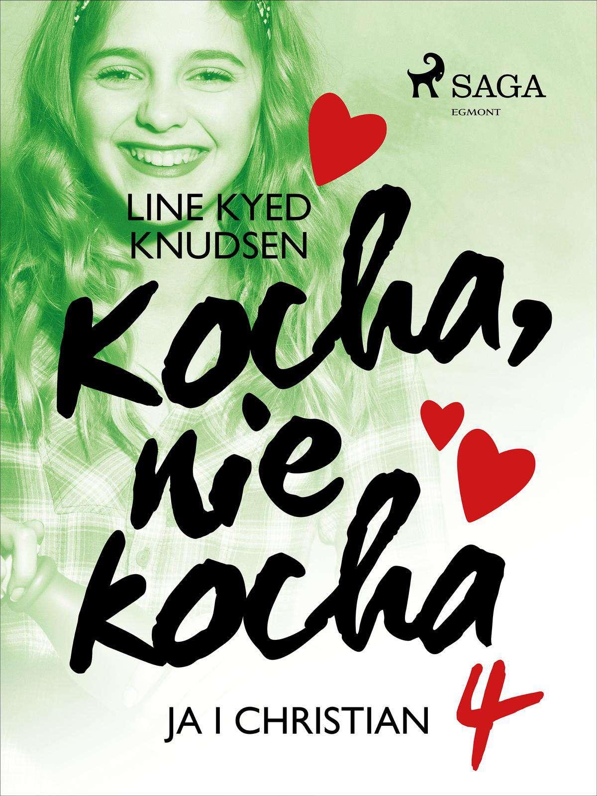 Kocha, nie kocha 4 - Ja i Christian - Ebook (Książka EPUB) do pobrania w formacie EPUB