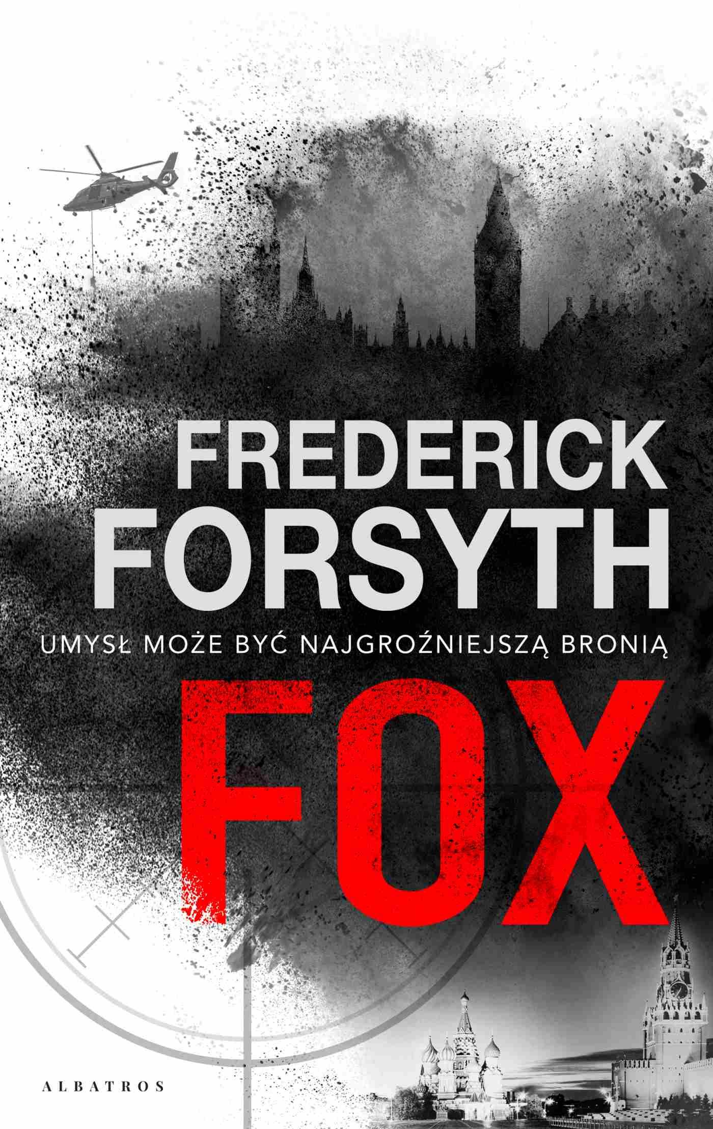 Fox - Ebook (Książka na Kindle) do pobrania w formacie MOBI
