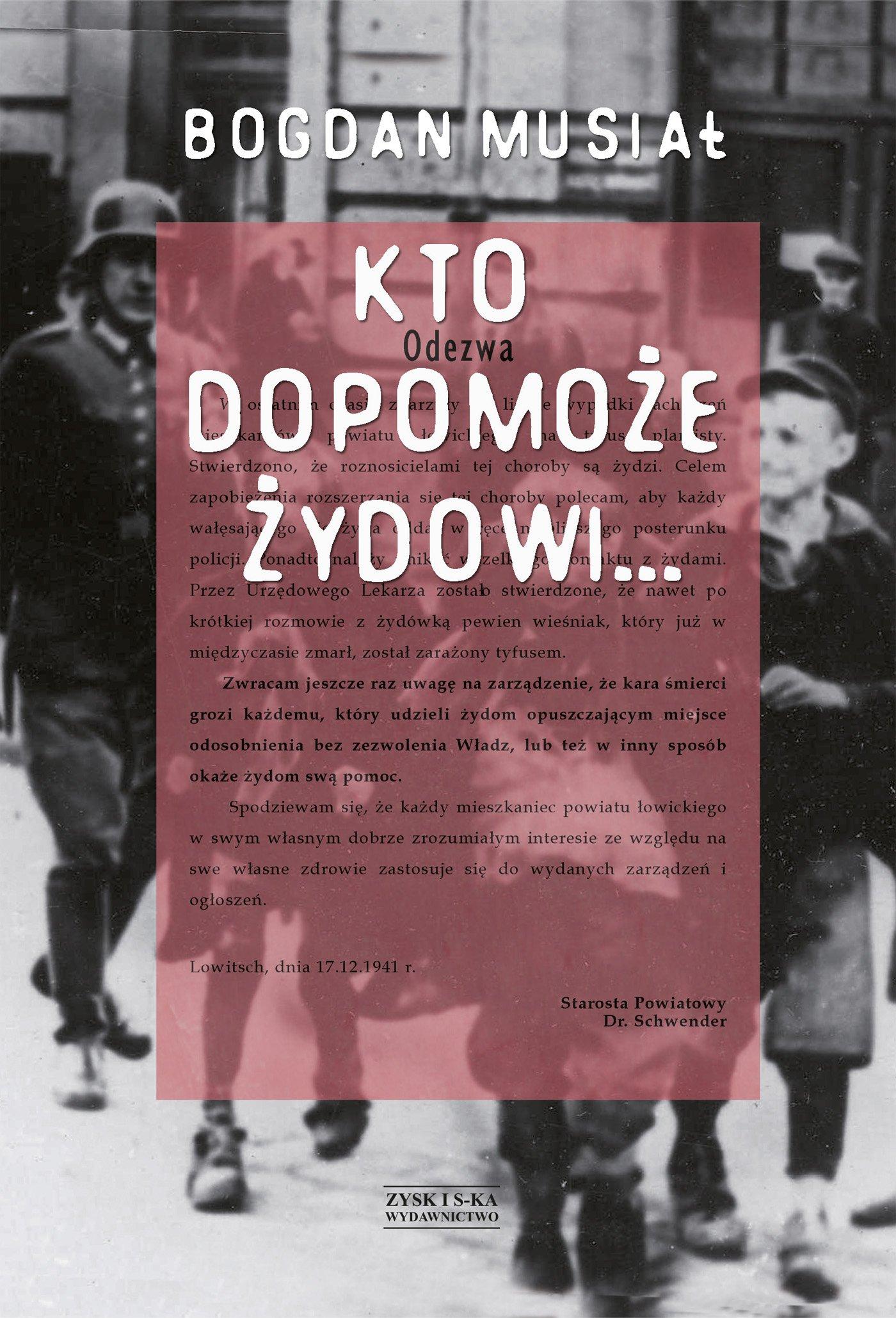 Kto dopomoże Żydowi… - Ebook (Książka na Kindle) do pobrania w formacie MOBI