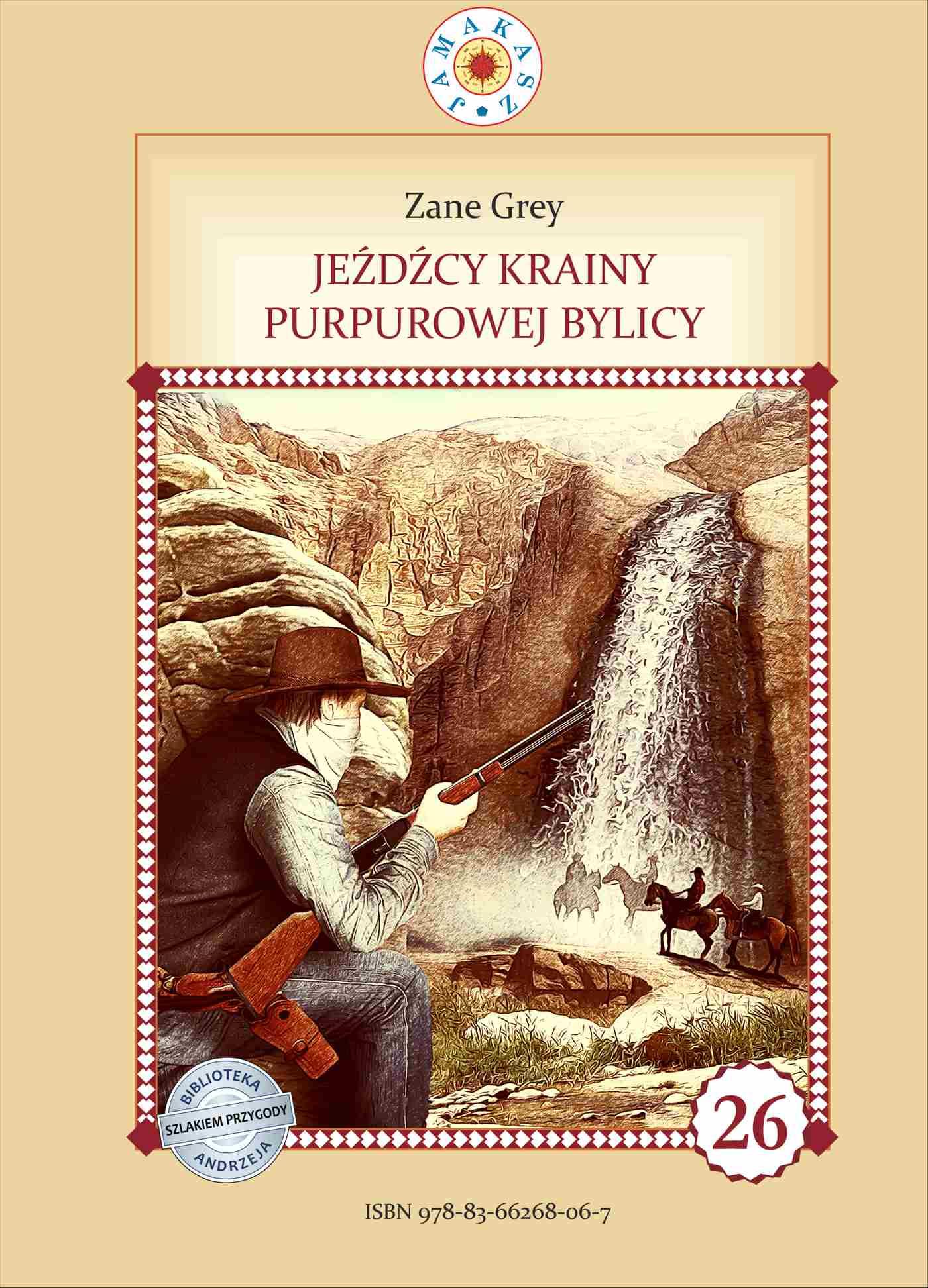 Jeźdźcy krainy purpurowej bylicy - Ebook (Książka na Kindle) do pobrania w formacie MOBI