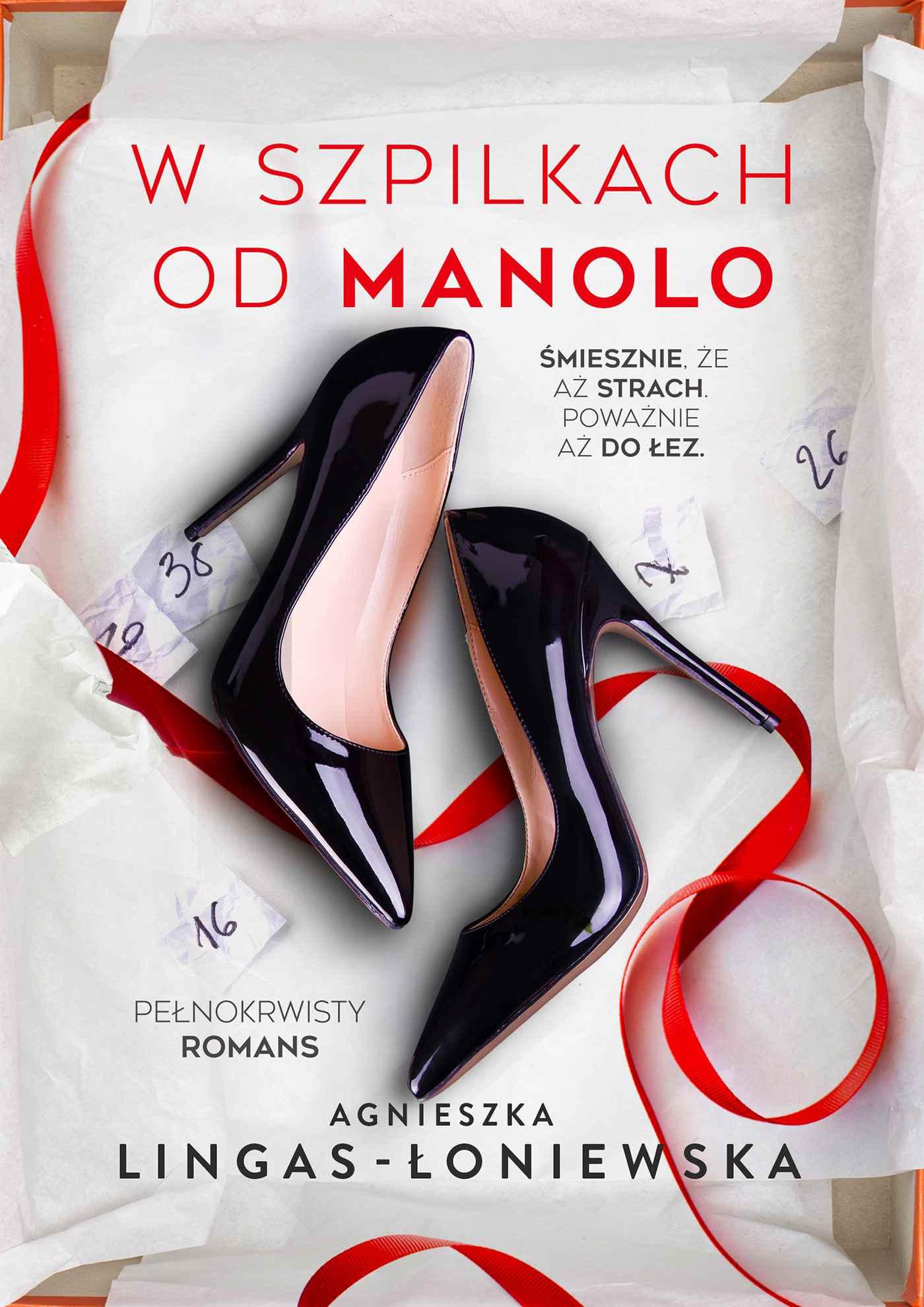 W szpilkach od Manolo - Ebook (Książka EPUB) do pobrania w formacie EPUB