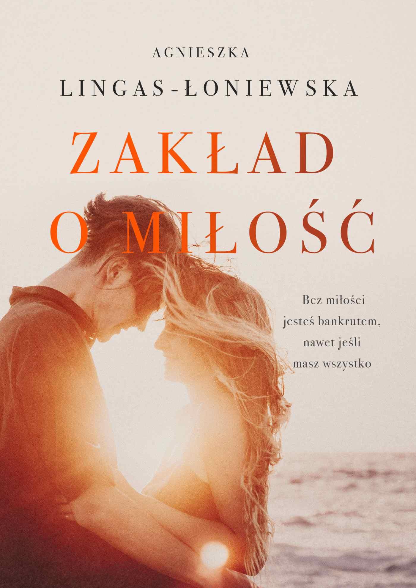 Zakład o miłość - Ebook (Książka na Kindle) do pobrania w formacie MOBI
