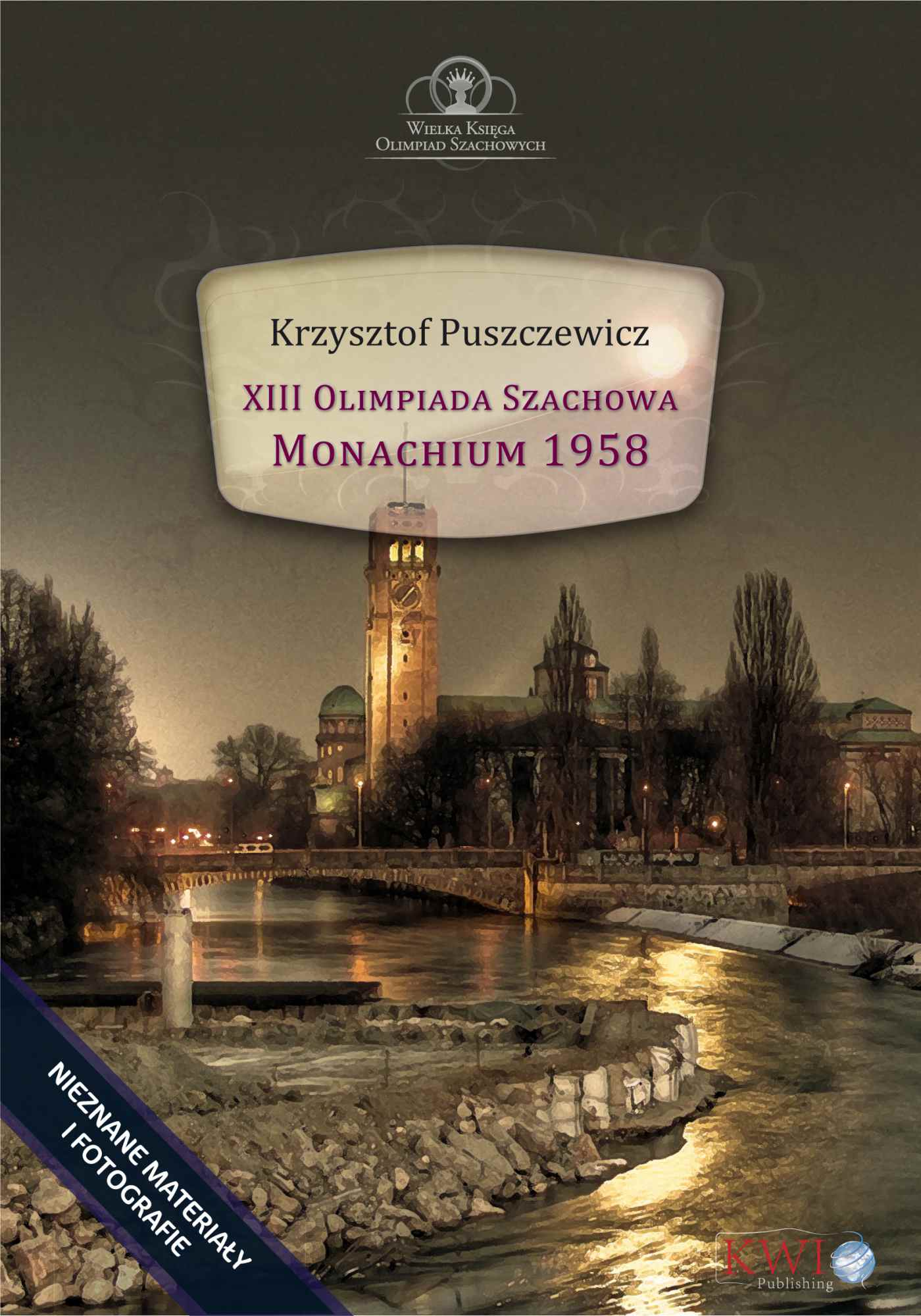 XIII Olimpiada Szachowa – Monachium 1958 - Ebook (Książka EPUB) do pobrania w formacie EPUB