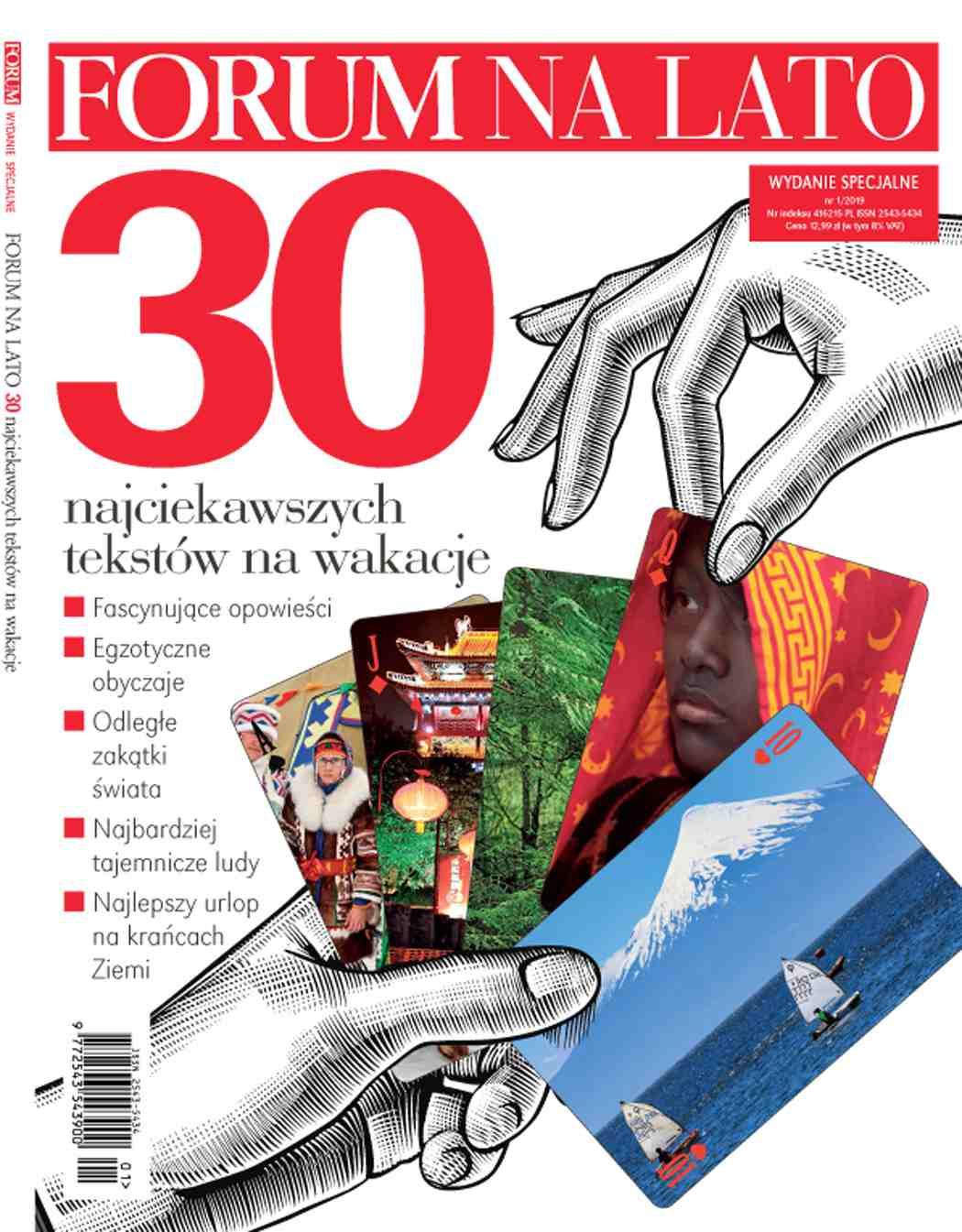 Forum na lato Wydanie Specjalne nr 1/2019 - Ebook (Książka PDF) do pobrania w formacie PDF