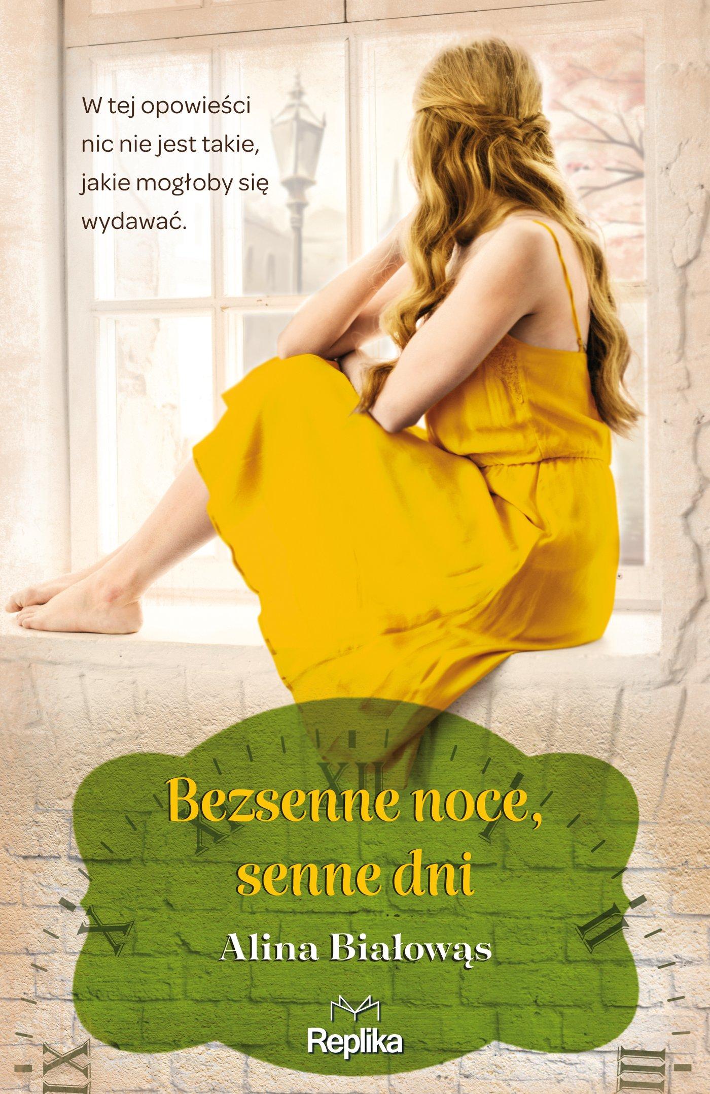 Bezsenne noce, senne dni - Ebook (Książka na Kindle) do pobrania w formacie MOBI
