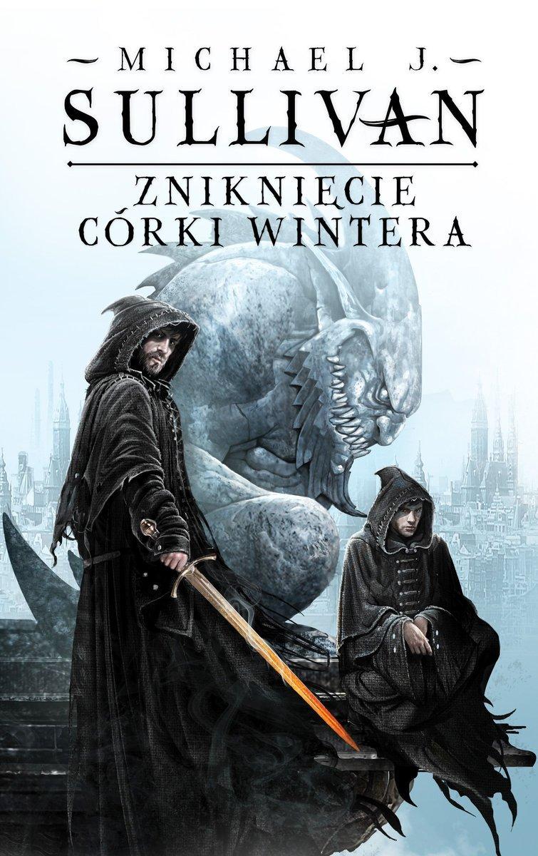 Zniknięcie Córki Wintera - Ebook (Książka EPUB) do pobrania w formacie EPUB
