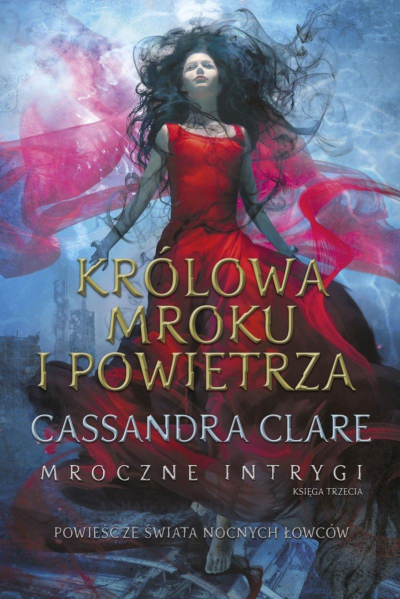 Królowa Mroku i Powietrza. Cykl Mroczne intrygi. Księga 3 - Ebook (Książka na Kindle) do pobrania w formacie MOBI