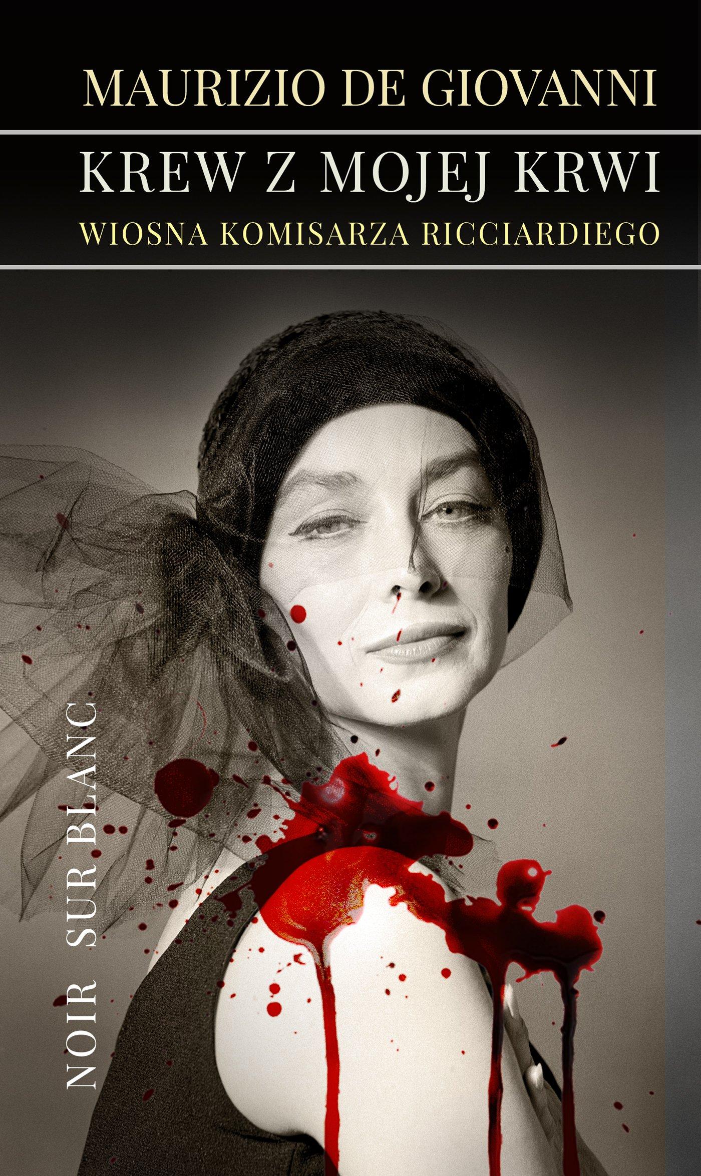 Krew z mojej krwi - Ebook (Książka EPUB) do pobrania w formacie EPUB