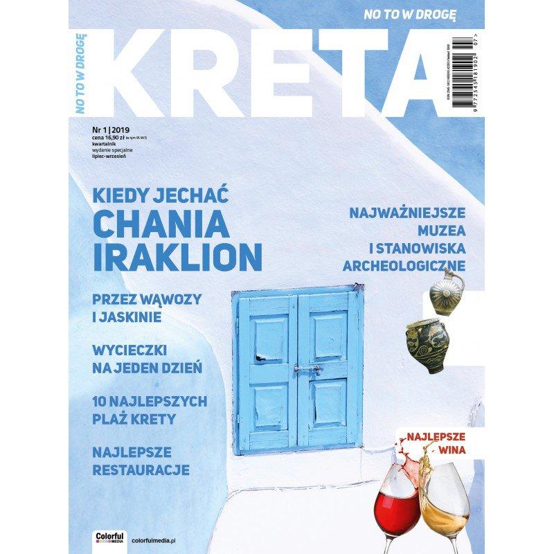 No to w drogę. Kreta - Ebook (Książka PDF) do pobrania w formacie PDF