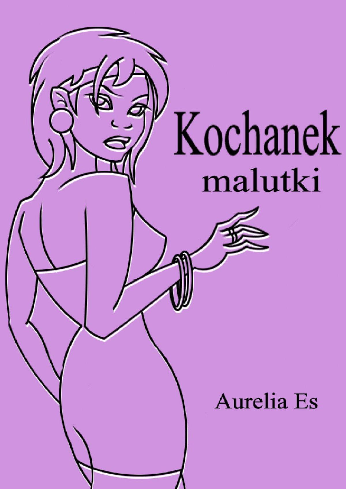 Kochanek malutki - Ebook (Książka PDF) do pobrania w formacie PDF