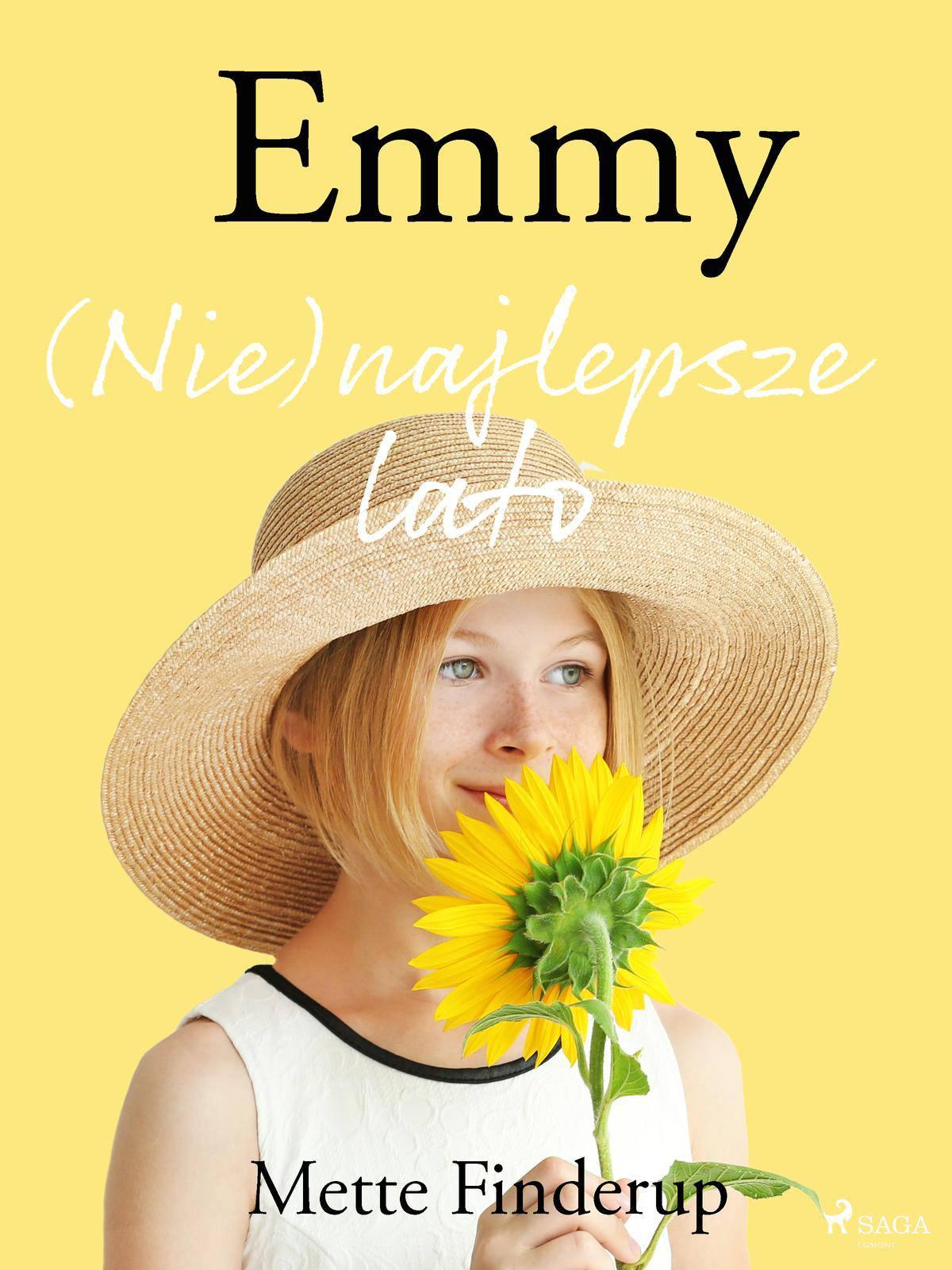 Emmy 3 - (Nie)najlepsze lato - Ebook (Książka na Kindle) do pobrania w formacie MOBI