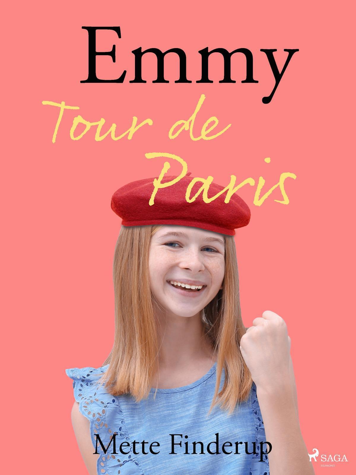 Emmy 7 - Tour de Paris - Ebook (Książka EPUB) do pobrania w formacie EPUB