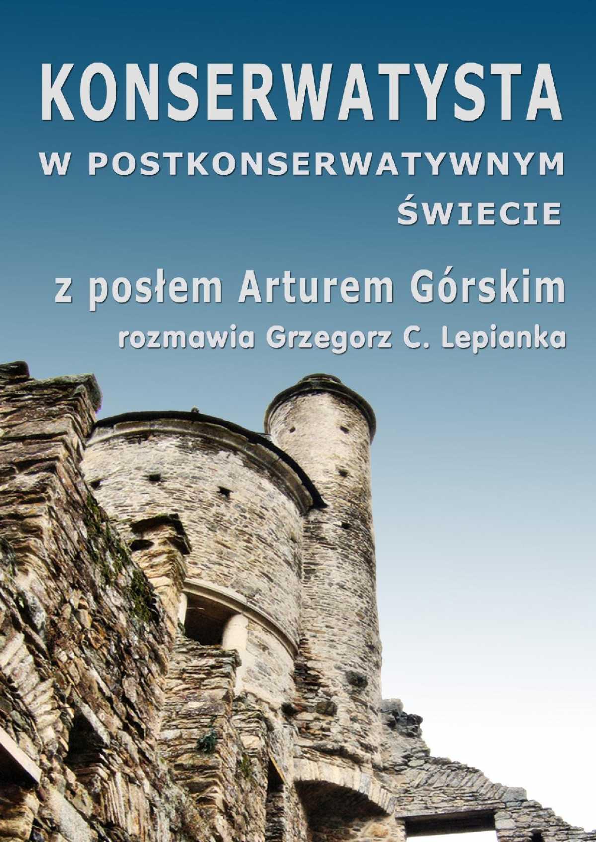 Konserwatysta w postkonserwatywnym świecie - Ebook (Książka PDF) do pobrania w formacie PDF