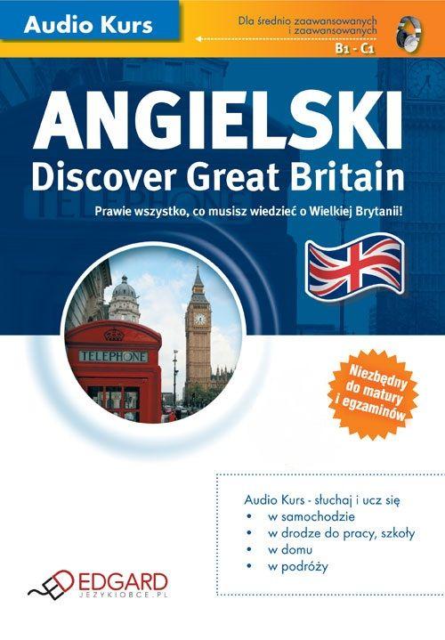 Angielski - Discover Great Britain - Audiobook (Książka audio MP3) do pobrania w całości w archiwum ZIP
