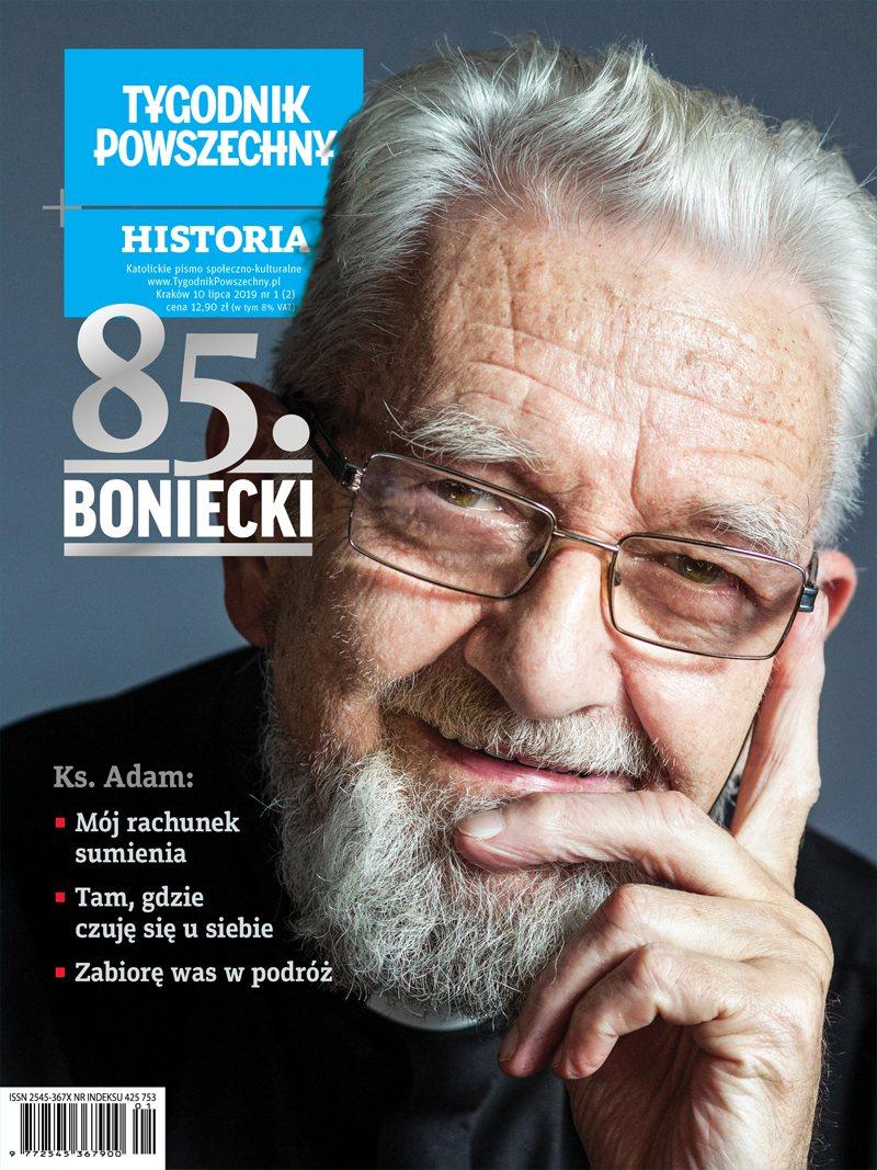 Tygodnik Powszechny Historia: 85.BONIECKI - Ebook (Książka EPUB) do pobrania w formacie EPUB
