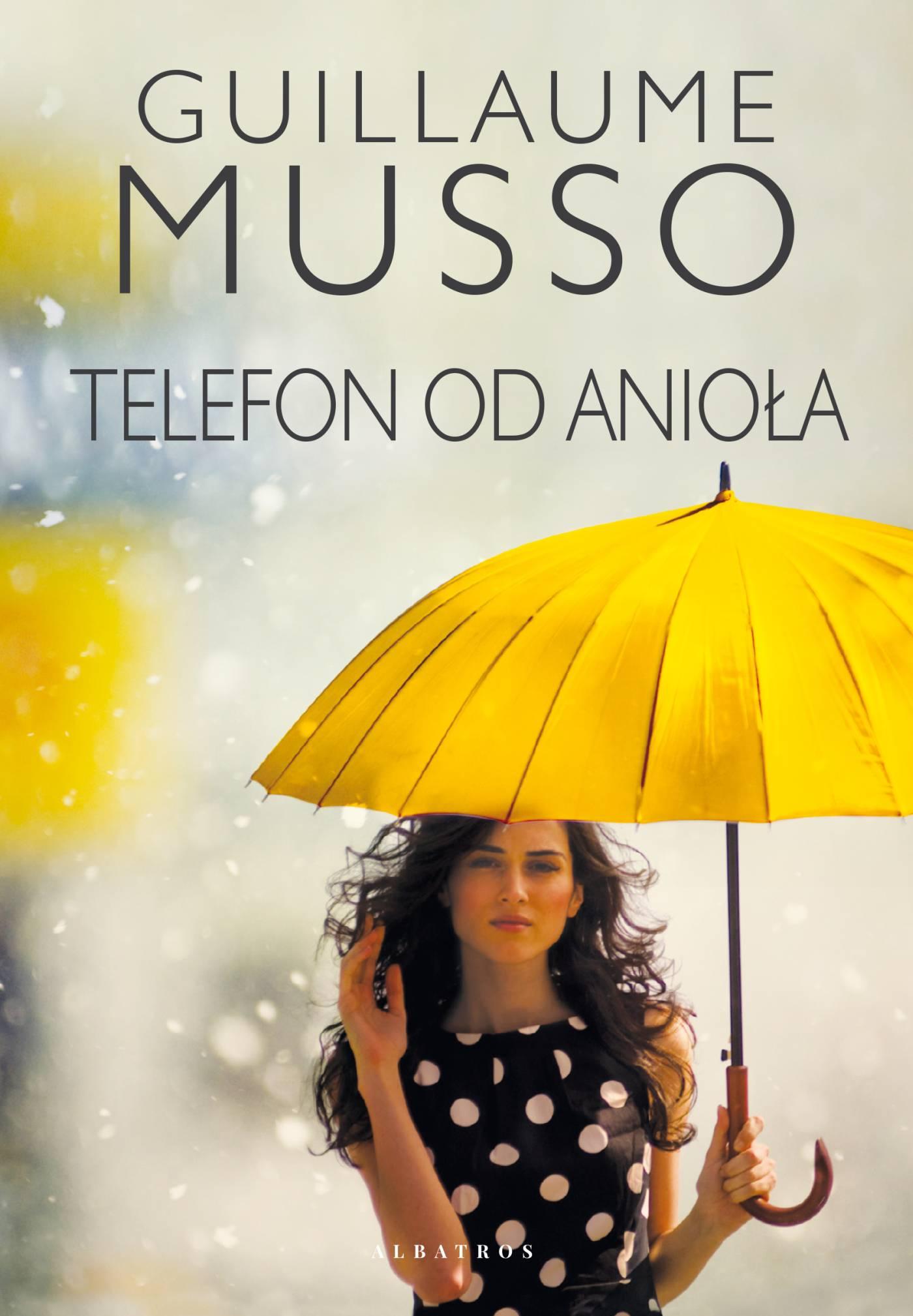 Telefon od anioła - Ebook (Książka EPUB) do pobrania w formacie EPUB