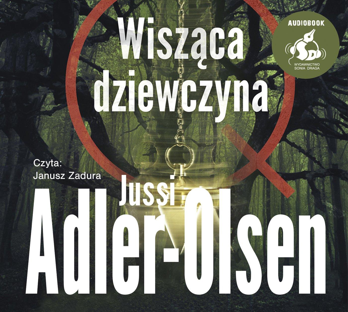 Wisząca dziewczyna - Audiobook (Książka audio MP3) do pobrania w całości w archiwum ZIP