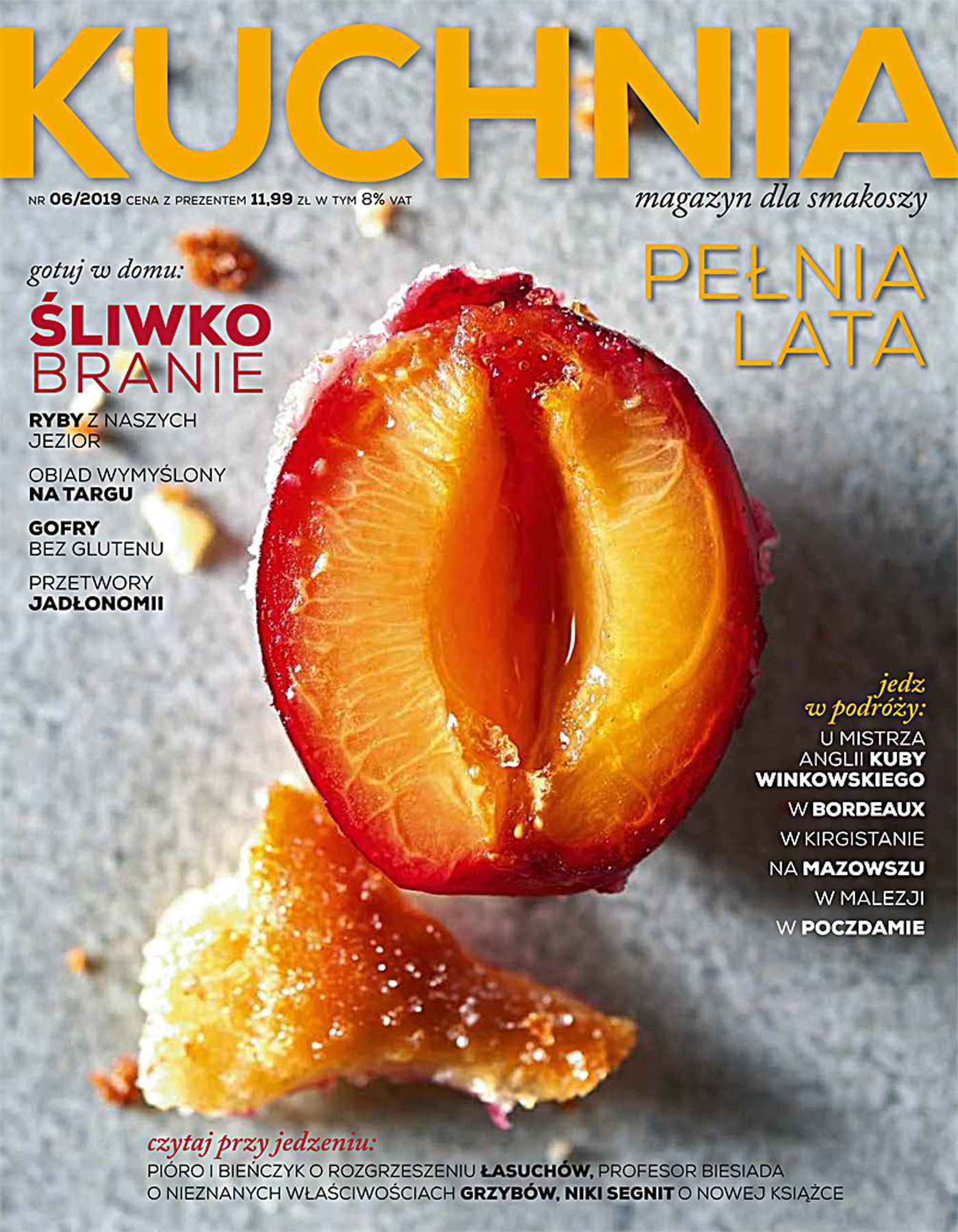 Kuchnia 6/2019 - Ebook (Książka EPUB) do pobrania w formacie EPUB