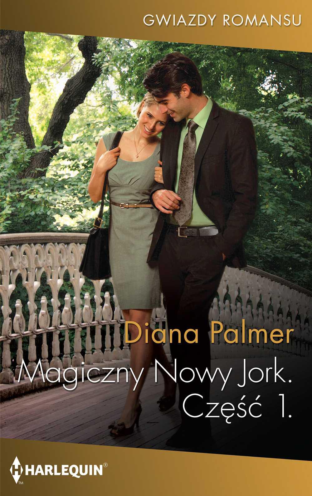 Magiczny Nowy Jork. Część Pierwsza - Ebook (Książka EPUB) do pobrania w formacie EPUB